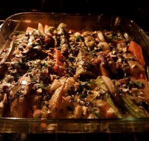Cardy Rezept Auflauf im Ofen