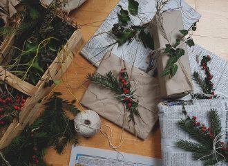 Weihnachten nachhhaltig feiern