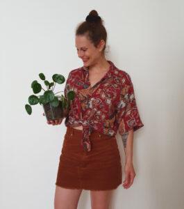 Klamotten vom Flohmarkt statt Fast Fashion Kleidungsindustrie