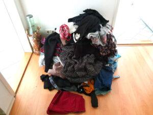 Kleidung ausmisten ist befreiend